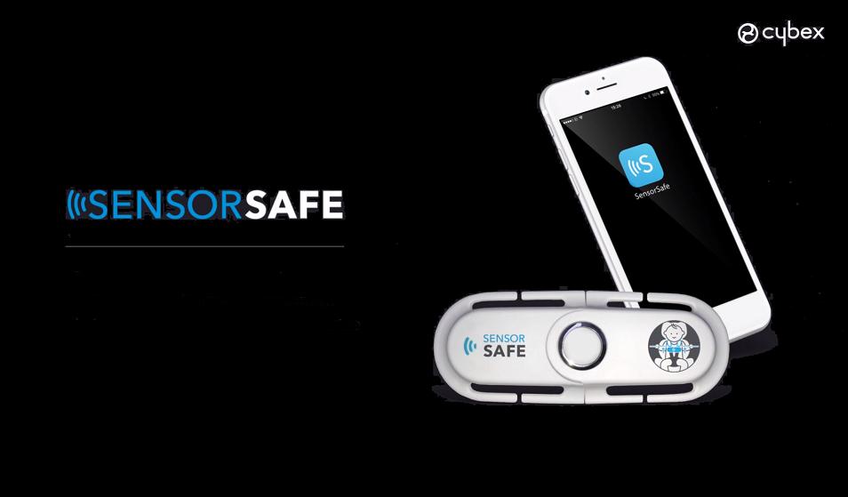 Sensorsafe de Cybex, seguridad para los pequeños